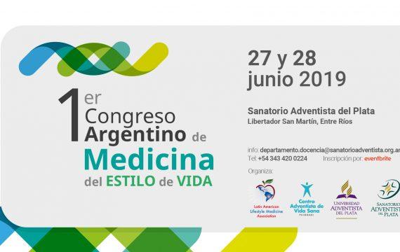 1er Congreso Argentino de Medicina del estilo de vida