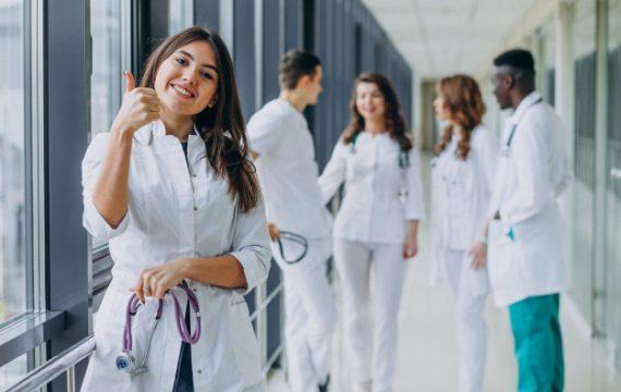 Examen de ingreso a Medicina