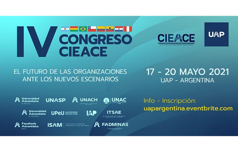La UAP será sede del VI Congreso del CIEACE