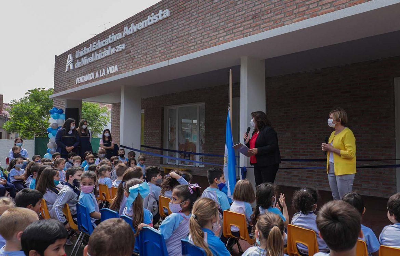 """Nuevas aulas para la Unidad Educativa del Nivel Inicial N° 254 """"Ventanita a la vida"""""""
