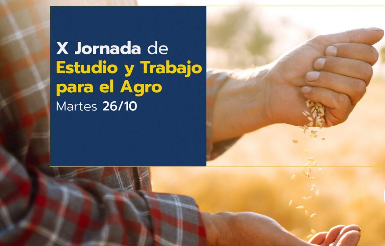 Continúan los preparativos para la X Jornada de Estudio y Trabajo para el Agro